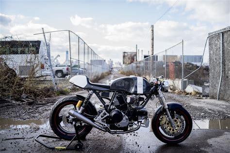 The Beautiful Custom Ducati Leggero By Walt Siegl