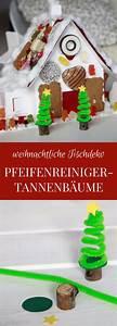 Einfache Bastelideen Für Kleinkinder : basteln mit pfeifenreinigern pfeifenreiniger tannenbaum als weihnachtliche tischdeko diy ~ Orissabook.com Haus und Dekorationen