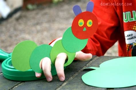 50 Crafts, Activities, And Printables For The Very Hungry