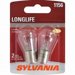 Zevo Led Light Mini Bulb Longer Lasting Oe Quality Sylvania 1156 Long Life Mini