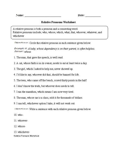 1000+ Ideas About Pronoun Worksheets On Pinterest  Pronoun Activities, Teaching Pronouns And