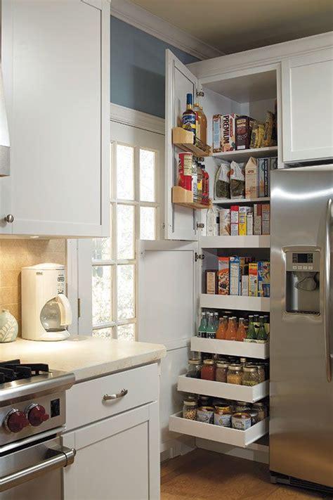 ideas  small kitchens  pinterest small