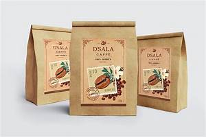 coffee bag label design by garryveda on deviantart With coffee bag label printer