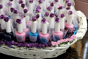 Image of: Top 10 Creative Homemade Bridal Shower Favor Guest Bestbride101 Shesaidbeauty 2 Ultimate Unique Bridal Shower Décor Based On Specific Concept