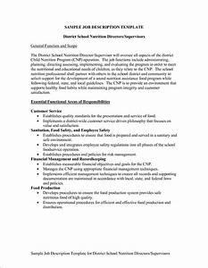a job description example - Basic Job Appication Letter
