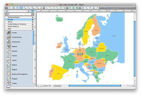 map software create great looking maps flags charts and