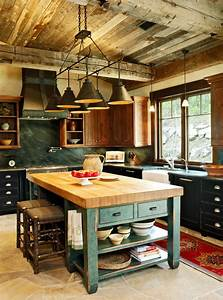 Stunning Kitchen Designs with Two-Toned Cabinets