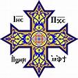 Coptic cross.svg (With images) | Orthodox cross, Orthodox ...