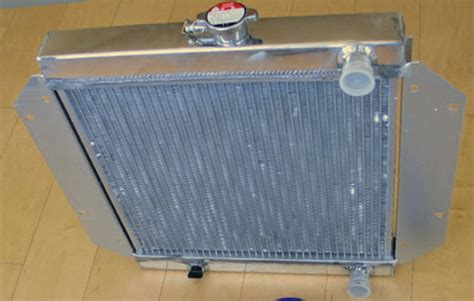 Suzuki Samurai Radiator by Great Cars Suzuki Samurai Aluminum Radiator
