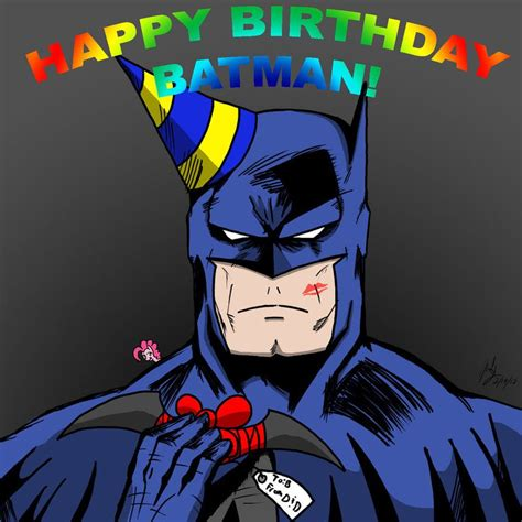 Batman Happy Birthday Meme - happy birthday batman superhero villians pinterest happy birthday and batman