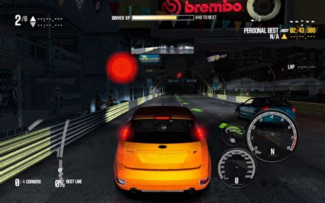 » NFS 2 Unleashed AllGames4ME © 2014