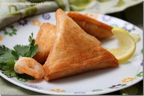 cuisine de sherazade bourek aux crevettes les joyaux de sherazade