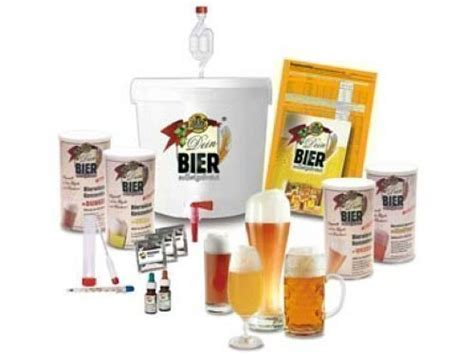 kit brassage biere maison le kit de brassage de bi 232 re de luxe de pfiffig wohnen