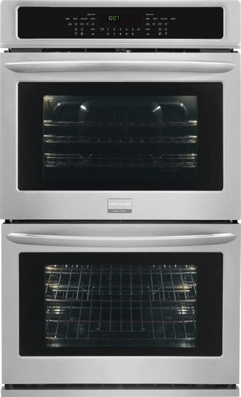 frigidaire fgetpf   double electric wall oven