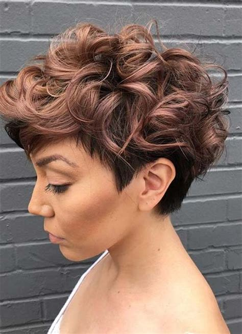 Pixie Curly Hairstyles by 100 Hairstyles For Pixie Bob Undercut Hair