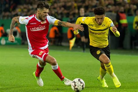 Maybe you would like to learn more about one of these? Union Berlin vs BVB: Tipp & Wettquoten - Bundesliga 19/20