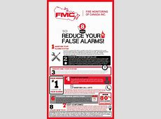 Infographic How to Reduce False Alarms From Your