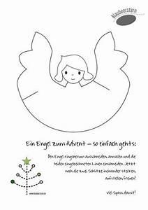 Vorlage Engel Zum Ausschneiden : engel basteln weihnachten pinterest basteln ~ Lizthompson.info Haus und Dekorationen