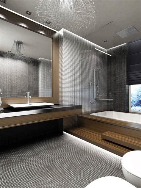 modern bathroom ideas how to light your bathroom right designrulz