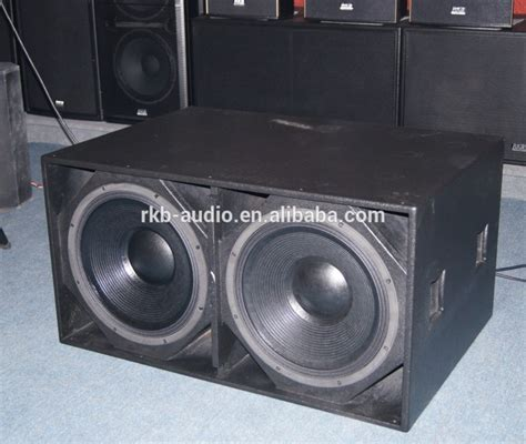 The gallery for > Speaker Box Design 18 Inch