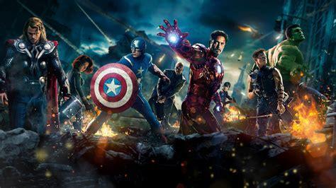 Free Avengers Backgrounds | PixelsTalk.Net