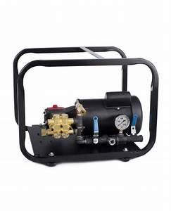 The Hardest Working Electric Triplex Plunger Pumps