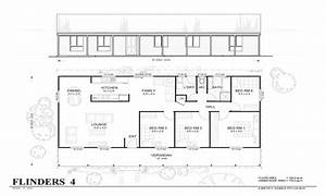 4 bedroom metal home floor plans simple 4 bedroom floor With simple 4 bedroom house plans