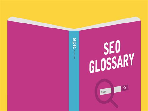 Seo Terms by The Ultimate Seo Glossary Seo Terms Explained