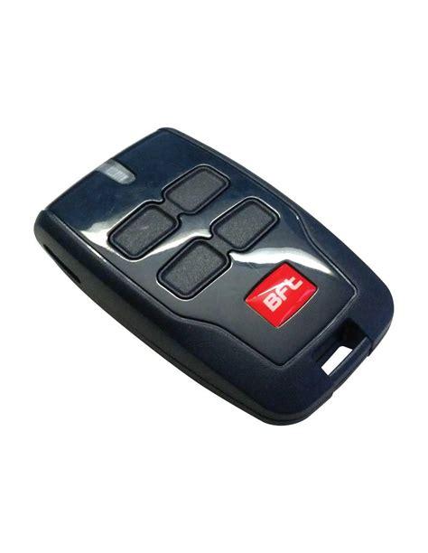 Bft Mitto Gate Remote Control Channels Mhz Brcb