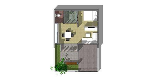 desain rumah leter   kamar rumah desain minimalis