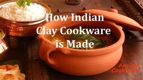 ancient cookware   indian clay cooking pots   youtube