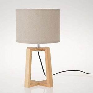 Lampe Mit Holzfuß : design tischlampe tischleuchte mit holzfu f r e14 lampe leuchte modern ~ Eleganceandgraceweddings.com Haus und Dekorationen