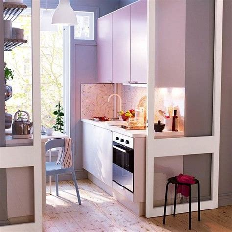beautiful small kitchen that will you fall in