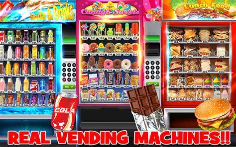 amazoncom real vending machine simulator kids snack