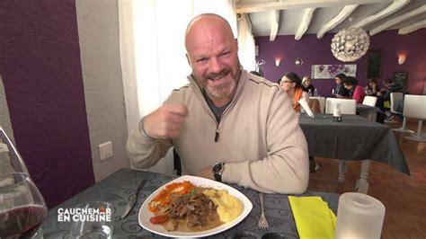 restaurant lyon cauchemar en cuisine philippe etchebest il y a 20 ans le célèbre cuisinier