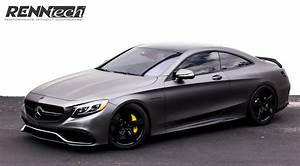 Mercedes Amg Coupe : mercedes amg s63 coupe gets more power than s65 with renntech tune carscoops ~ Medecine-chirurgie-esthetiques.com Avis de Voitures