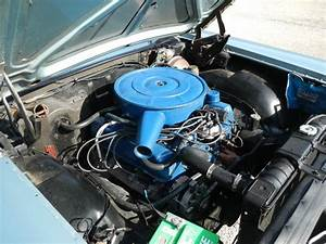 1966 Ford Galaxie 500 Convertible 390 Classic Engine