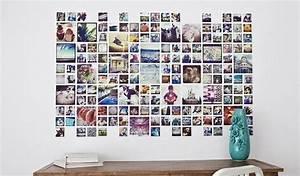 Idee Für Fotowand : herz fotowand wohnung ideen wohnen ~ Markanthonyermac.com Haus und Dekorationen