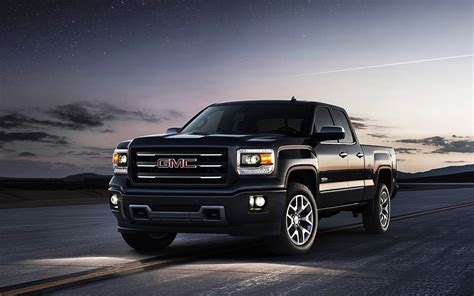 Gmc Canada Trucks Wallpapers