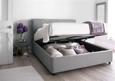 Bett Mit Aufbewahrung by Bed Storage Archives The Home Redesign