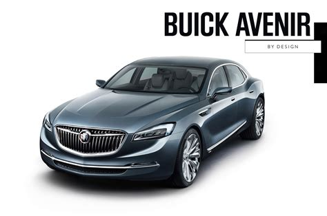 Photo Gallery - By Design: Buick Avenir Concept - Automobile