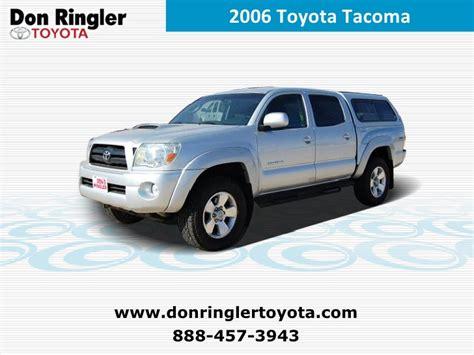 Toyota Houston Dealers by Used 2006 Toyota Tacoma Don Ringler Houston Toyota Dealer