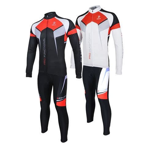 bike clothing arsuxeo men sports cycling clothes bike bicycle suits