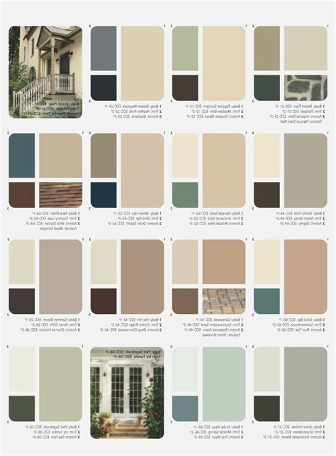 image result   color combination  house exterior  house paint colors house