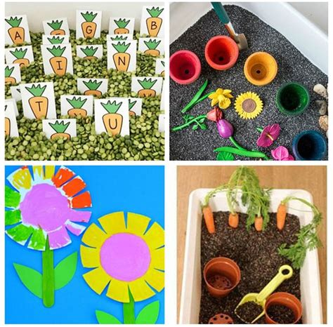 theme activities for preschool 337 | Spring theme activities for preschool 3
