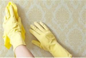 Comment Enlever Le Papier Peint : tache sur le papier peint tout pratique ~ Dailycaller-alerts.com Idées de Décoration