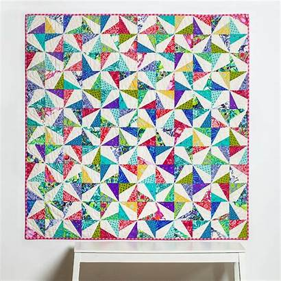 Quilt Confetti Tula Pink Pinkerville Tied Kit