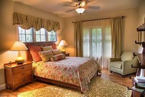 Schlafzimmer dekorieren romantisches schlafzimmer im for Balkon teppich mit tapeten englischer stil