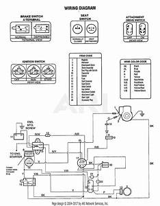 Troy Bilt 13102 13hp Ltx Gear Drive Lawn Tractor  S  N 13102010010 Parts Diagram For Wiring Diagram