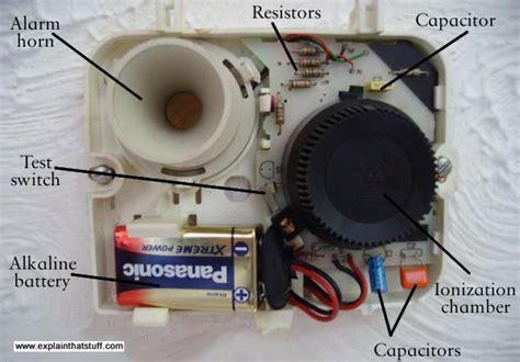How Smoke Detectors Work Explain That Stuff